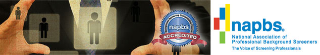 napbs® National Association of Background Screeners